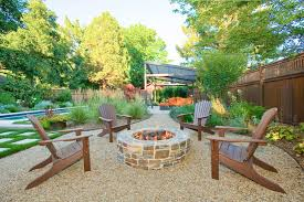 Triyae.com = Pea Gravel Backyard Ideas ~ Various Design ... Backyards Wonderful Gravel And Grass Landscaping Designs 87 25 Unique Pea Stone Ideas On Pinterest Gravel Patio Exteriors Magnificent Patio Ideas Backyard Front Yard With Rocks Decorative Jbeedesigns Best Images How To Install Fabric Under Easy Landscape Wonderful Diy Landscaping Surprising Gray And Awesome Making A Rock Stones Edging Outdoor