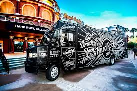100 Truck Designer Hard Rock Cafe Orlando Food Artwork By CJ Hughes CustomChalkcom