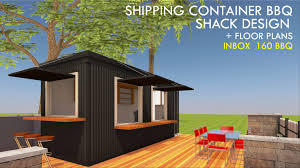 100 House Plans For Shipping Containers Design Shipping Container Bbq For Your Business By Adagala