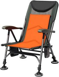 Folding Fishing Chairs With Back Support, Adjustable Reclining Mesh ... Camping Folding Chair High Back Portable With Carry Bag Easy Set Skl Lweight Durable Alinum Alloy Heavy Duty For Indoor And Outdoor Use Can Lift Upto 110kgs List Of Top 10 Great Outdoor Chairs In 2019 Reviews Pepper Agro Fishing 1 Carrying Price Buster X10034 Rivalry Ncaa West Virginia Mountaineers Youth With Case Ygou01 Highback Deluxe Padded