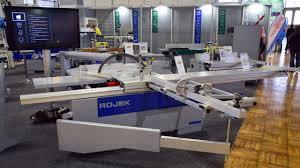 rojek woodworking machinery u2013 trade fair pragoligna 2016 youtube