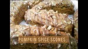 Starbucks Pumpkin Spice Scone Recipe by Easy Pumpkin U0026 Maple Walnut Scone Recipe How To Make Pumpkin