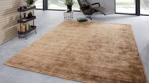 interliving teppich serie a 8040 camelfarben ca 90 x 160 cm