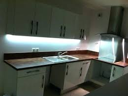 eclairage led cuisine plan travail eclairage led cuisine plan de travail design cuisine 1 eclairage led