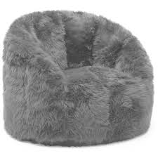 100 Furry Bean Bag Chairs For S Hop Big Joe Lux Milano Hag Fur Chair Free Hipping Today