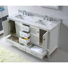 Square Bathroom Sinks Home Depot by Vanities Bathroom Walk In Shower Bath Completed Nice White