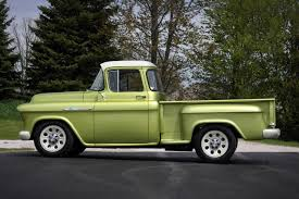 1955 Chevrolet E-Rod Pickup | Lingenfelter Collection 1955 Chevy Stepside Lingenfelters 21st Century Classic Truckin 55 Pickup Custom Auto Rebuildercustom Rebuilder Wild West Rods Walts Truck 2 Visor Meant To Be Hot Rod Truck I Got A Grill Youtube Frame Off Period Correct Show Vehicle 466554 Walldevil Slackers Cc Chicago Cool Chevy For Sale Long Bed Gmc Trucks 1950s Pinterest 55chevytruckcameorandyito3 Total Cost Involved Second Series Chevygmc Brothers Parts