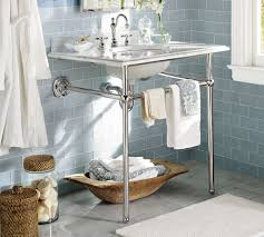 Bathroom: Kohler Console Sinks   Sink Consoles Bathroom   Console Sink Console Tables Magnificent High End Tabless Pottery Barn Tv Consoles Elegant Allman Cabinet From Home Wonderful Table Craigslist Molucca Media Mirror With Andover And 9 How To Style A Fniture Best For Sienna Sink Interior Design Ideas Dreamed Reclaimed Wood Matt And Jentry Inspired Addicted 2 Diy Ana White Apothecary Projects