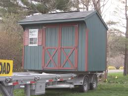 Mule 4 Shed Mover by Storage Shed Removal 4 Outdoor