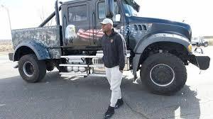 100 Mack Trucks History NFL Star Khalil Partnered With Stops By Companys