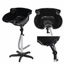 Portable Sink For Salon by Amazon Com Portable Height Adjustable Shampoo Bowl Basin Sink