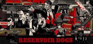 Reservoir Dogs Quentin Tarantino Harvey Keitel Michael Madsen Lawrence Tierney Tim