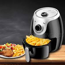 air friteuse hause intelligente ohne öl rauch französisch frites maschine kommerziellen multicooker elektrische friteuse airfryer für küche