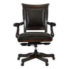 Grand Classic Leather Desk Chair