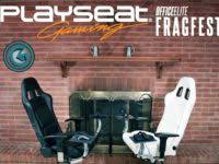 Playseat Office Chair Uk by Playseat Office Chair Luxury Playseat L33t Gaming Chair Black