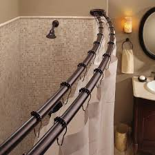 Kohls Tension Curtain Rods by Curtains Shower Rods White Shower Curtains Unusual Shower