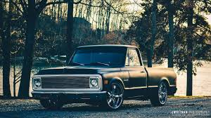 100 Chevy C10 Truck Black Pearl The Movie A Build