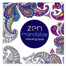 Mandalas Book Coloring Books For Adults Kids Antistress Art Mandala Secret Garden Quiet Color Drawing
