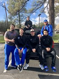 100 Game Truck San Diego Boise State Assistant Coach Drives Players 19 Hours From Dallas To