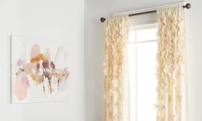 144 To 240 Inch Adjustable Curtain Rod by Tips On Buying Curtain Rods Overstock Com