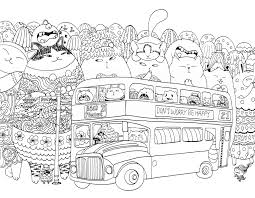 A Million Cats Fabulous Felines To Colour Free Pattern Downloads