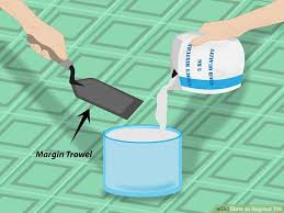 Diy Regrout Tile Floor how to regrout tile 13 steps with pictures wikihow