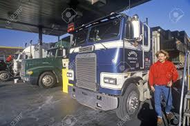 100 Truck Stops California A Stop In Mojave Stock Photo Picture And Royalty