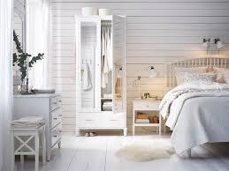 helles schlafzimmer im landhausstil einrichten ikea