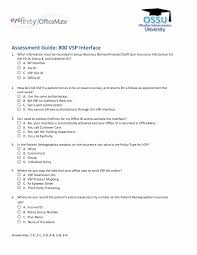 Resume Template Libreoffice