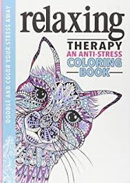 Remarkable Anti Stress Coloring Book Amazon Creative Therapy An
