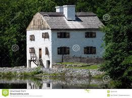 100 Sleepy Hollow House Philipsburg Manor Stock Photo Image Of