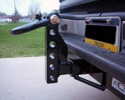 100 Truck Pulling Hitch Adjustable Heavy Duty Adjustable Hitch On A Flickr