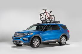 100 Trucks Plus Yakima 2020 Ford Explorer Gets Accessories For Outdoorsy Types Top