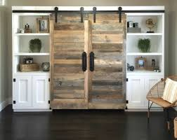 Shanty 2 Chic Sliding Barn Door Desk / Entertainment Center | HGTV ... Urban Woodcraft Interior Barn Door Reviews Wayfair Doors Tv Custom Sized And Finished Www Gracie Oaks Cleveland 60 Stand Farmhouse Woodwaves 50 Ways To Use Sliding In Your Home 27 Awesome Ideas For The Homelovr Remodelaholic 95 To Hide Or Decorate Around Custom Made Reclaimed Wood By Heirloom Llc Headboard Window Covers Youtube 9 You Can Southern California Double Closet