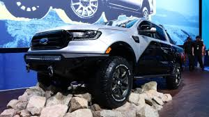 100 Ford Ranger Trucks Readies For SEMA With 7 Rugged Concept UPDATE