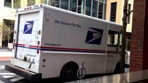 U.S. Postal Service Truck 1511062,