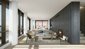 100 West Village Residences New Luxury 100 Barrow Living Rooms