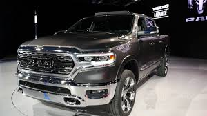 2019 Ram 1500 - 2018 Detroit Auto Show - YouTube