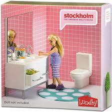 لقب رومان تطويق lundby badezimmer