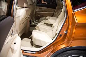 Nissan Rogue Interior Seating image 259