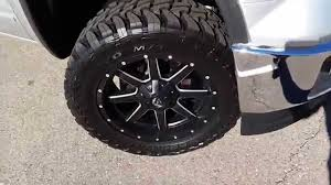 No Tire Rub With A Leveling Kit From Rough Country On A 2014 / 2015 ...
