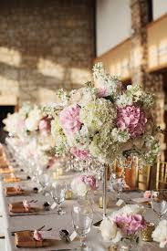 Light Pink And White Wedding Reception Dark Centerpieces Inspiration Board