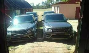 intelligence bureau sa range rovers found in vrede in the free intelligence bureau