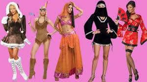 Cultural Appropriation Halloween by 6 Halloween Costumes That Will Make You Look Tragically Un Woke