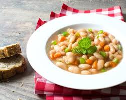 recette potage aux haricots blancs et carotte facile rapide
