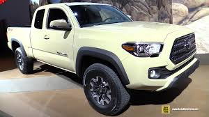 2016 Toyota Tacoma V6 TRD 4x4 Off Road - Exterior And Interior ... 2016 Toyota Tacoma Segment Leader Revamped Video Kelley Blue Leaked 2018 Specs And Options Whats Discontinued Reviews Price Photos 2008 Rating Motor Trend 2012 Features New For 2014 Trucks Suvs Vans Suv Models Redesign Trd Offroad Vs Sport Twelve Every Truck Guy Needs To Own In Their Lifetime Mauritius Official Site Cars Hybrids Vehicles Latest Prices Nissan Dubai Coming Soon Carscom Overview
