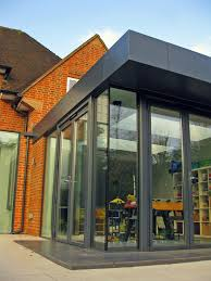 100 Glass Extention Extension Kate Stoddart Architect