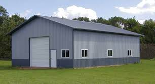 Steel Frame Pole Barns – MEMPHIS TENNESSEE