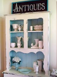 Shabby Chic White Bathroom Vanity by How To Distress Furniture Hgtv