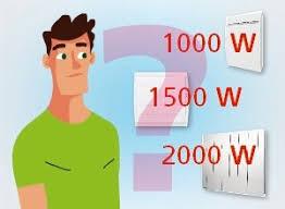 quel radiateur pour une chambre comment calculer la puissance idéale de vos radiateurs électriques
